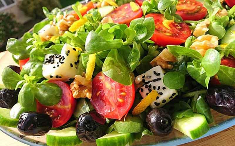 Salate und Vorspeisen Rezepte
