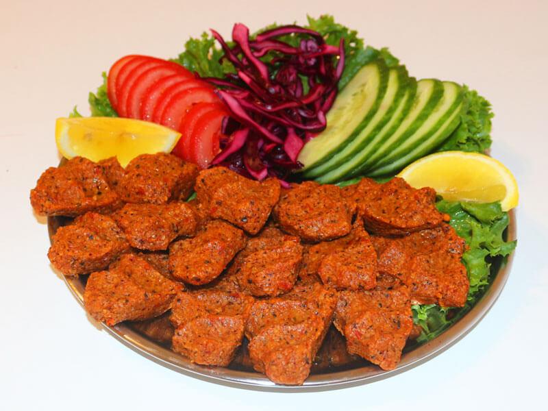 Cigköfte Rezept Vegan und Türkische Vegetarische Rezepte