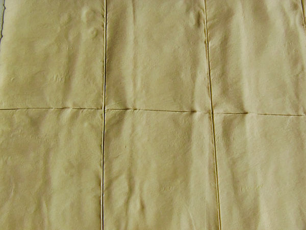 Teigblätter mit Käse - Peynirli Milföy