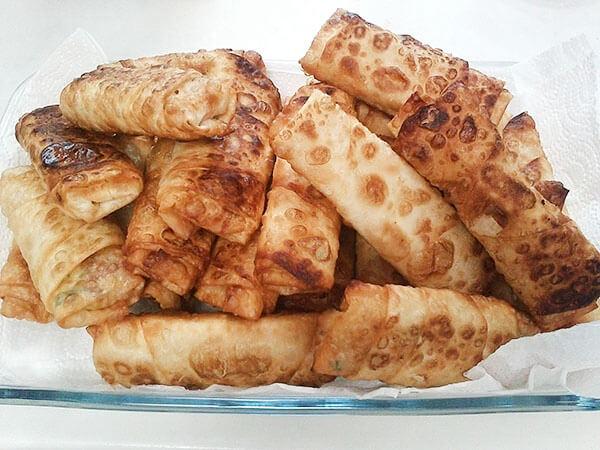 Photo of Türkische Teigtaschen – Paçanga Böreği