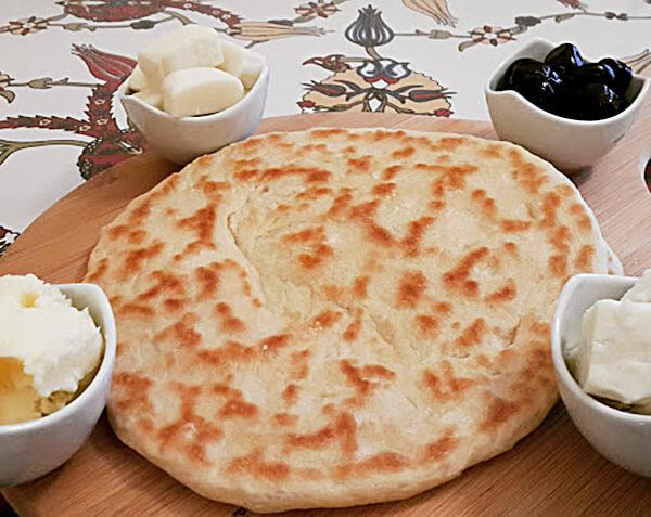 Türkische Bazlama Rezept