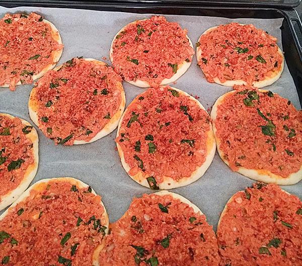 Paprika Brote - Hatay Biberli Ekmek