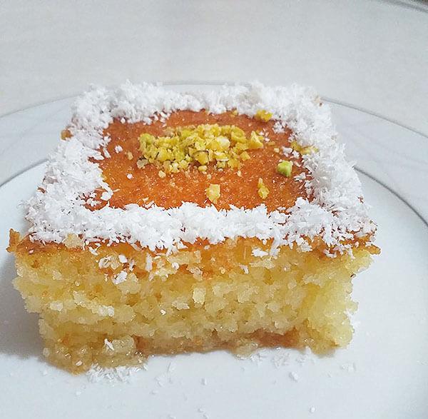 Photo of Türkischer Grießkuchen – Revani Rezept