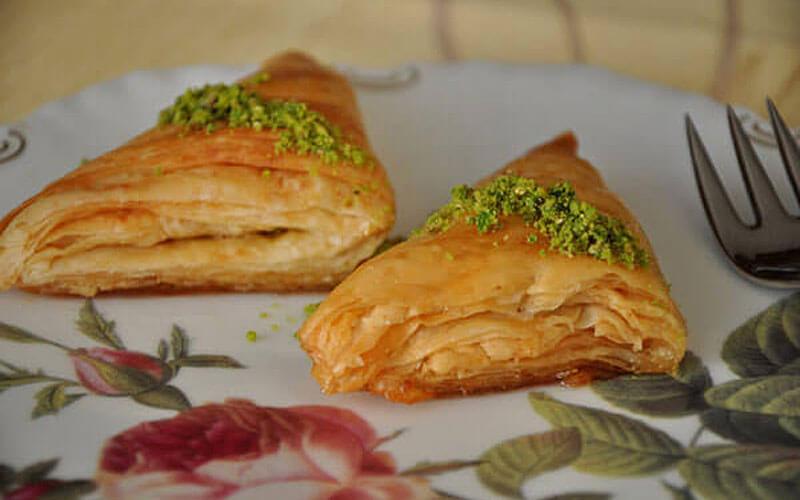 Baklava Rezept Selber Machen Türkische Rezepte