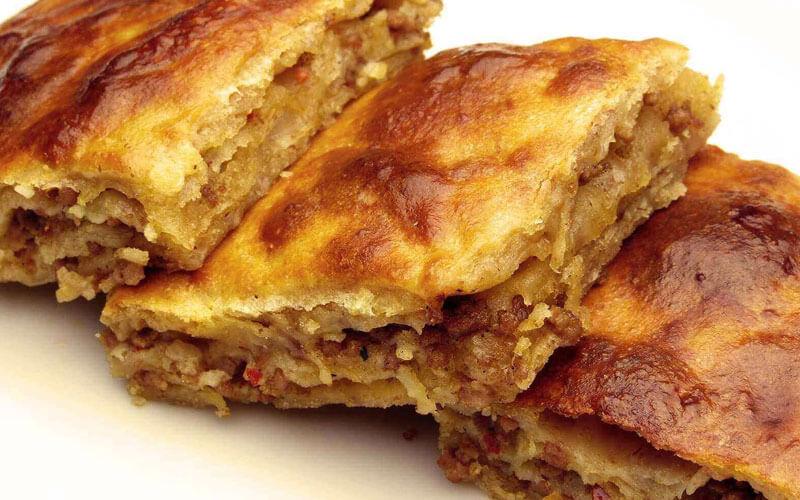 Börek mit Hackfleisch Türkische Rezepte