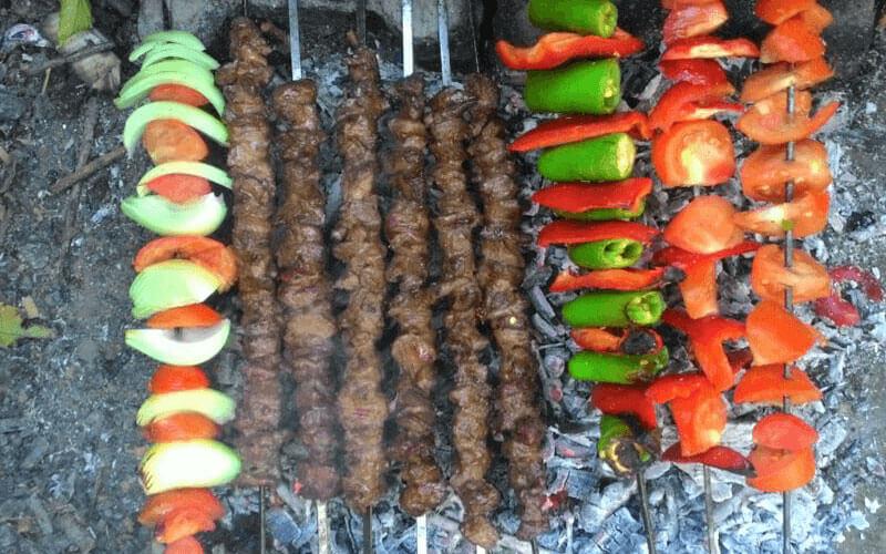 Fleischspieß Rezepte Türkische