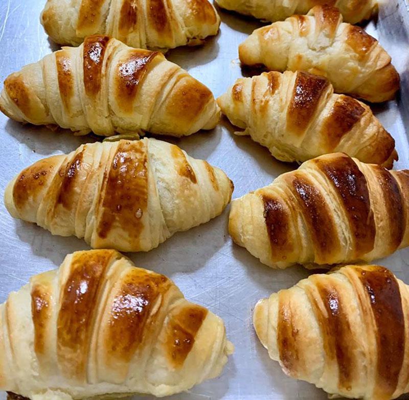 Croissant Rezept Kruvasan