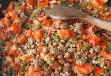 Photo of Türkische Fleischpfanne – Sac Kavurma