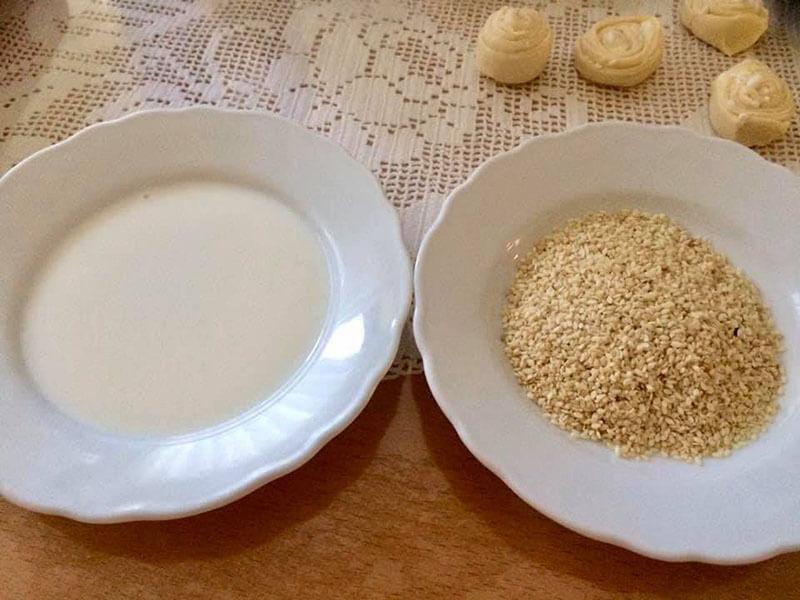 Türkisches Gebäck Rezept - Katmer Poğaça
